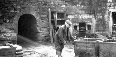 Cliviger Coal Mines