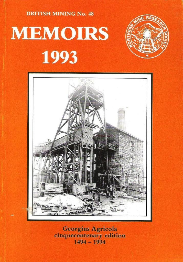 Memoirs 1993